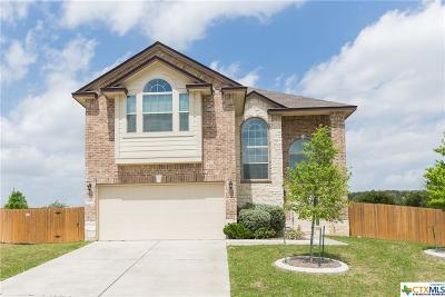 Killeen Single Family Home For Sale: 605 Curtis