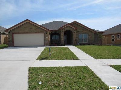 Killeen Single Family Home For Sale: 6010 Cactus Flower Lane