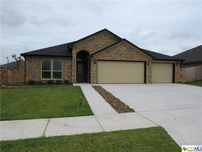 Killeen TX Single Family Home For Sale: $274,900