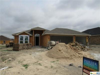 Harker Heights, Killeen, Temple Single Family Home For Sale: 6013 Cordillera Drive