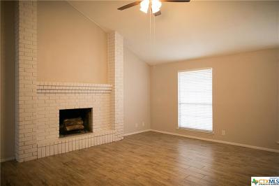 Belton Single Family Home For Sale: 62 Great West Loop