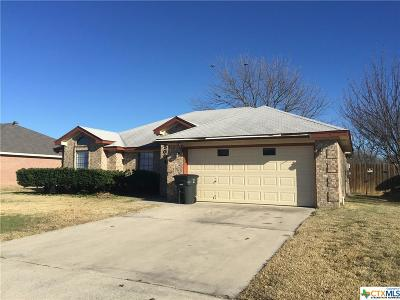 Killeen Single Family Home For Sale: 5004 Lindsey Drive