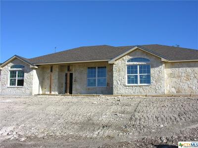 Copperas Cove Single Family Home For Sale: 2951 Grimes Crossing