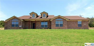 Copperas Cove Single Family Home For Sale: 2945 Grimes Crossing