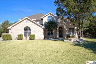 New Braunfels Single Family Home For Sale: 64 Hunters Point