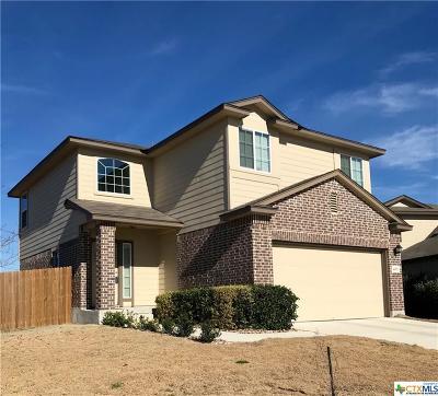 San Marcos Single Family Home For Sale: 4005 Monterrey Oaks