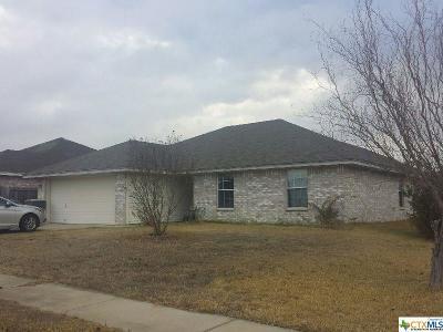 Killeen Single Family Home For Sale: 5400 Silverton Drive