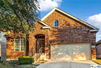 San Antonio Single Family Home For Sale: 6018 Diego Lane