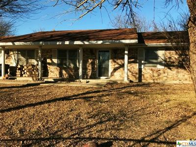 Killeen Single Family Home For Sale: 5607 Bunny Trl