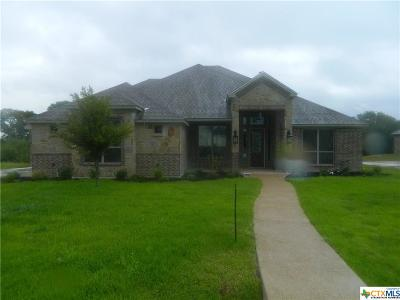 Belton Single Family Home For Sale: 488 Creekside Drive