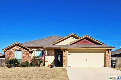 Killeen Single Family Home For Sale: 2911 Montague County Drive