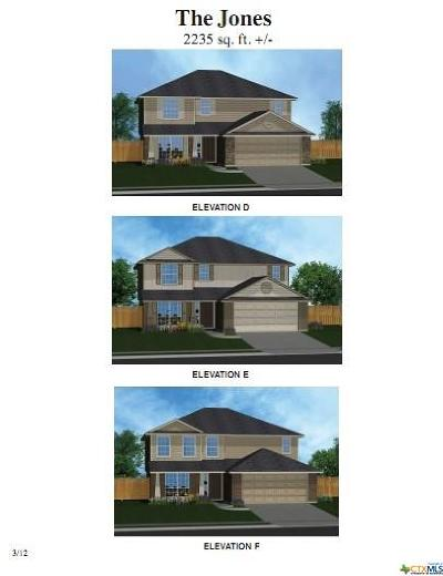New Braunfels Single Family Home For Sale: 907 Noel Forest