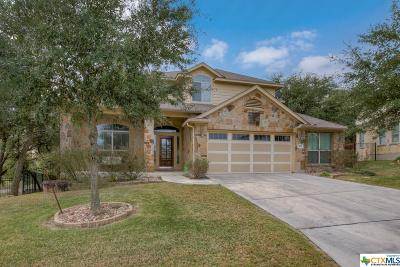 New Braunfels Single Family Home For Sale: 871 San Ignacio