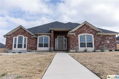 Harker Heights Single Family Home For Sale: 2528 Faux Pine Drive