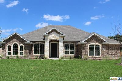 Harker Heights Single Family Home For Sale: 1701 Gold Splash Trail