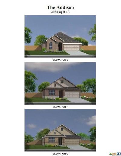 New Braunfels Single Family Home For Sale: 5613 Briar Field
