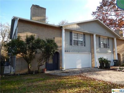 San Marcos Single Family Home For Sale: 601 Hopkins