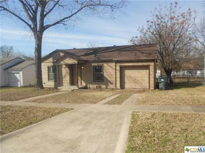 Temple Single Family Home For Sale: 1818 7th