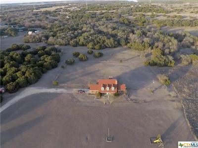Salado Single Family Home For Sale: 5390 Fm 2484