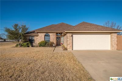 Harker Heights TX Single Family Home For Sale: $149,995