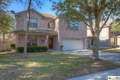 Schertz Single Family Home For Sale: 3432 Dartmouth