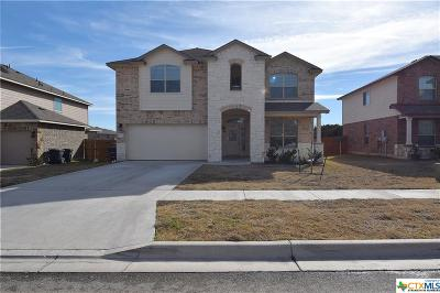 Killeen Single Family Home For Sale: 6708 Cool Creek