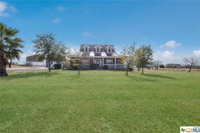 Seguin Single Family Home For Sale: 5405 Stagecoach