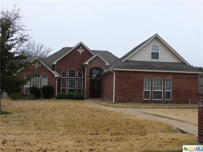 Belton TX Single Family Home For Sale: $269,900