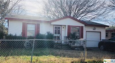 Coryell County Single Family Home For Sale: 505 Mary Street