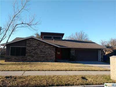 Copperas Cove Single Family Home For Sale: 1002 Craddock Street