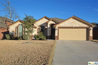 Belton TX Single Family Home For Sale: $254,900