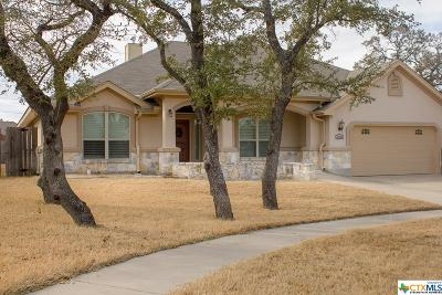 Killeen Single Family Home For Sale: 4703 Moose Ridge Court
