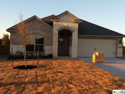 Killeen Single Family Home For Sale: 207 Christopher