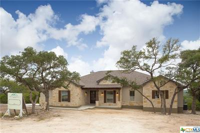 Canyon Lake Single Family Home For Sale: 1483 Redcloud Peak