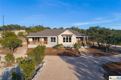 Canyon Lake Single Family Home Pending Take Backups: 1512 Primrose