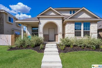 San Marcos Single Family Home For Sale: 110 Alford Street
