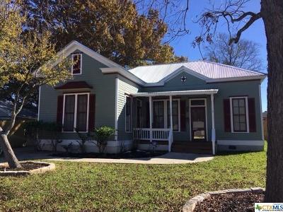 New Braunfels Rental For Rent: 1329 Jackson