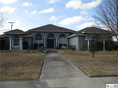 Killeen Single Family Home For Sale: 1805 Roy Reynolds Drive