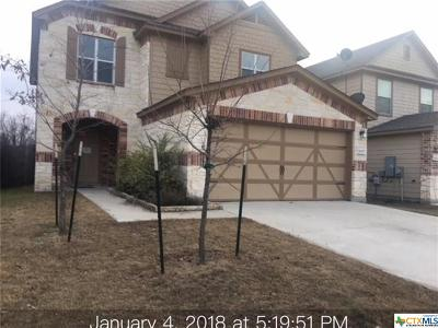Temple Single Family Home For Sale: 9207 Sage Valley Drive