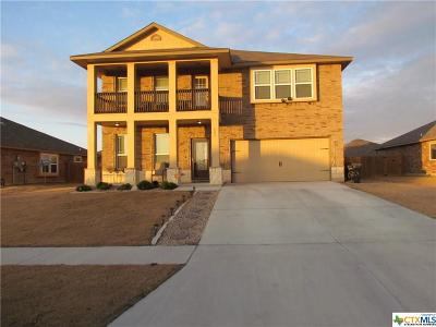 Killeen Single Family Home For Sale: 603 Orion Drive