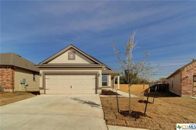 Temple Single Family Home For Sale: 1010 Lonesome Oak