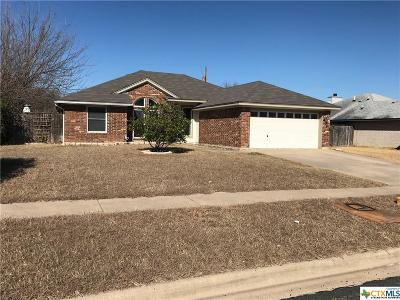 Killeen Single Family Home For Sale: 4603 Frontier
