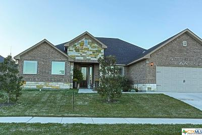Killeen Single Family Home For Sale: 5101 Founders Drive