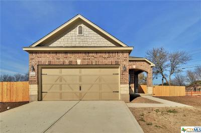 Temple Single Family Home For Sale: 9228 Lonesome Oak