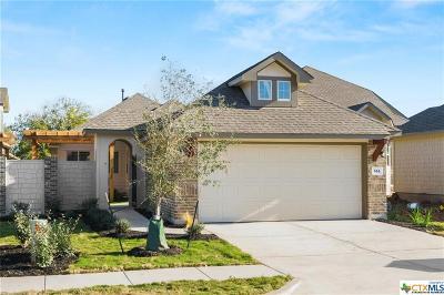 San Marcos Single Family Home For Sale: 614 Silo Street