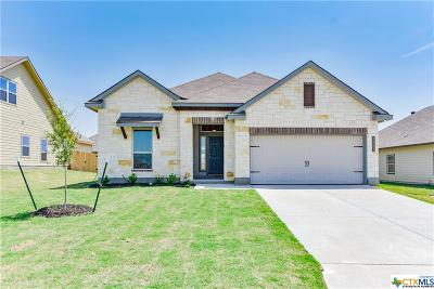 Harker Heights, Killeen, Temple Single Family Home For Sale: 1127 Kiskadee Branch Drive