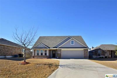 Temple Single Family Home For Sale: 5714 Fair Hill
