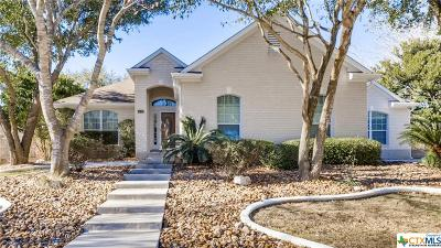 Schertz Single Family Home Pending Take Backups: 1617 Canyon Oak