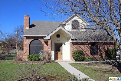 Kempner Single Family Home For Sale: 3300 Lois Lane
