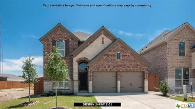 San Marcos Single Family Home For Sale: 212 Lacey Oak Loop